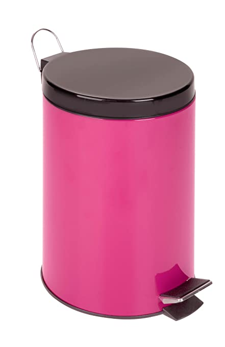 Wonderful Amazon.com: Honey-Can-Do 12L Step Trash Can, Magenta: Home & Kitchen YP59