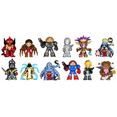 Funko 4485 Heroes of The Storm Mystery Mini Blind Box One Figure: Funko Mystery Minis: Toys & Games
