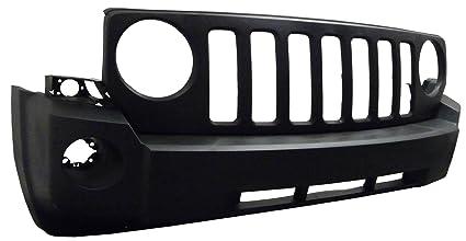 71fABWBxP4L._SX425_ amazon com oe replacement jeep patriot front bumper cover