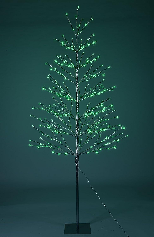 Amazon.com: Lightshare 7 ft. LED Tree - Northern Lights Starlit Tree ...