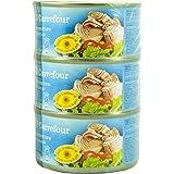 M Carrefour Tuna Chunk In Oil - 3 x 185 gm