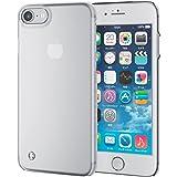 エレコム iPhone7ケース [iPhone8対応] シェルカバー ストラップホール付き クリア クリア PM-A16MPVSTCR