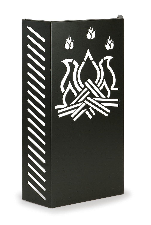 Gavemo Kalamì 6 Pare-feu pour poêles et cheminées avec aimants à hautes températures, breveté, protection pour enfants
