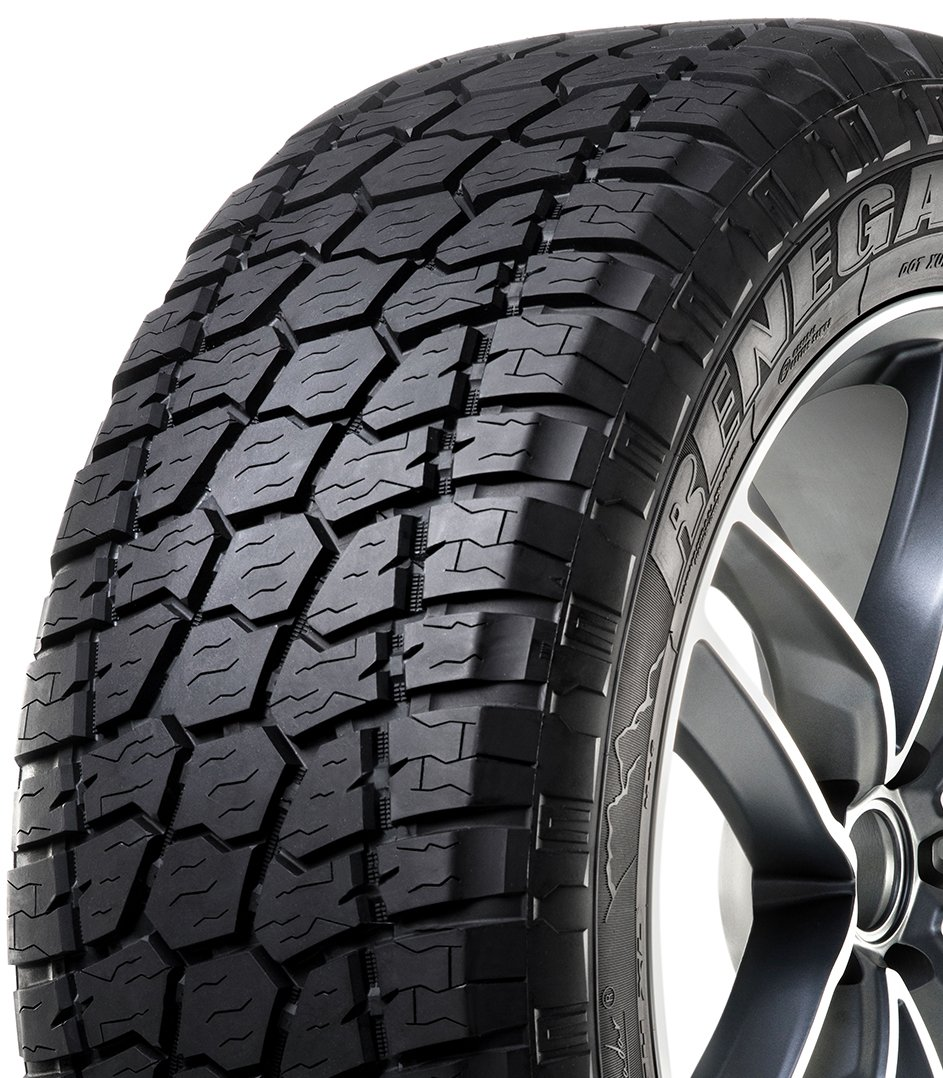Radar Renegade A/T5 All-Terrain Radial Tire - 265/50R20 112V by Radar (Image #5)