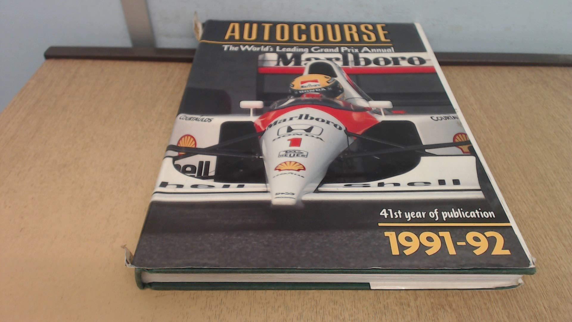 Autocourse 1991-92