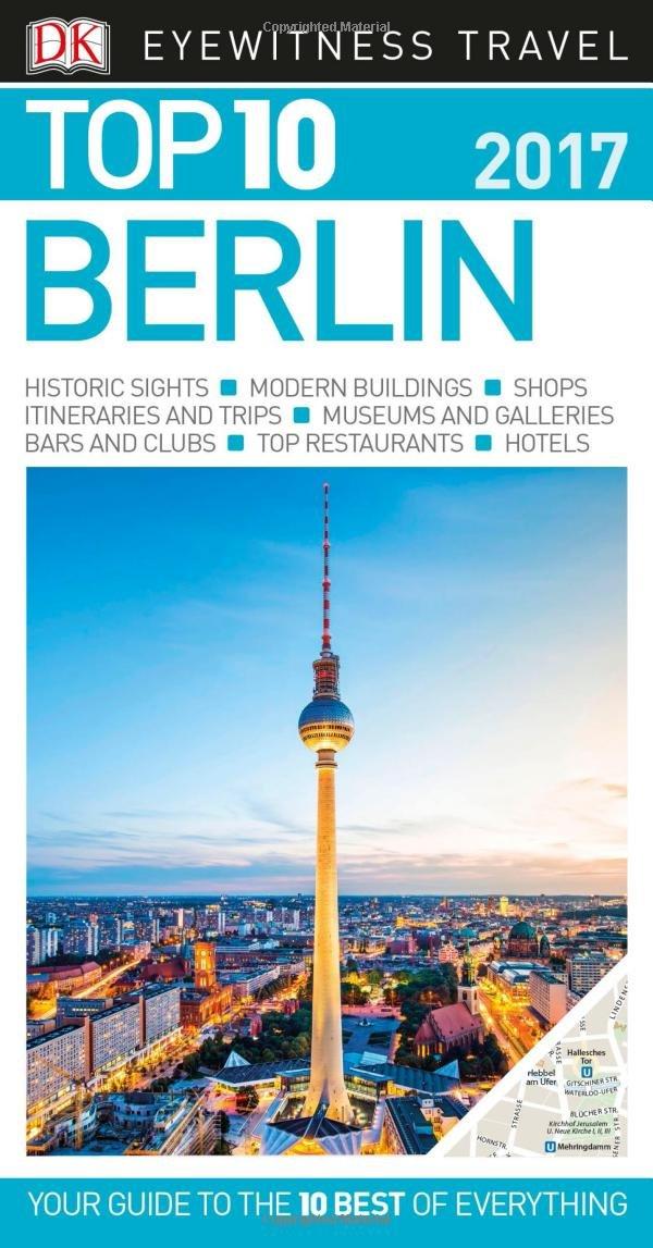 Top Berlin Eyewitness Travel Guide product image