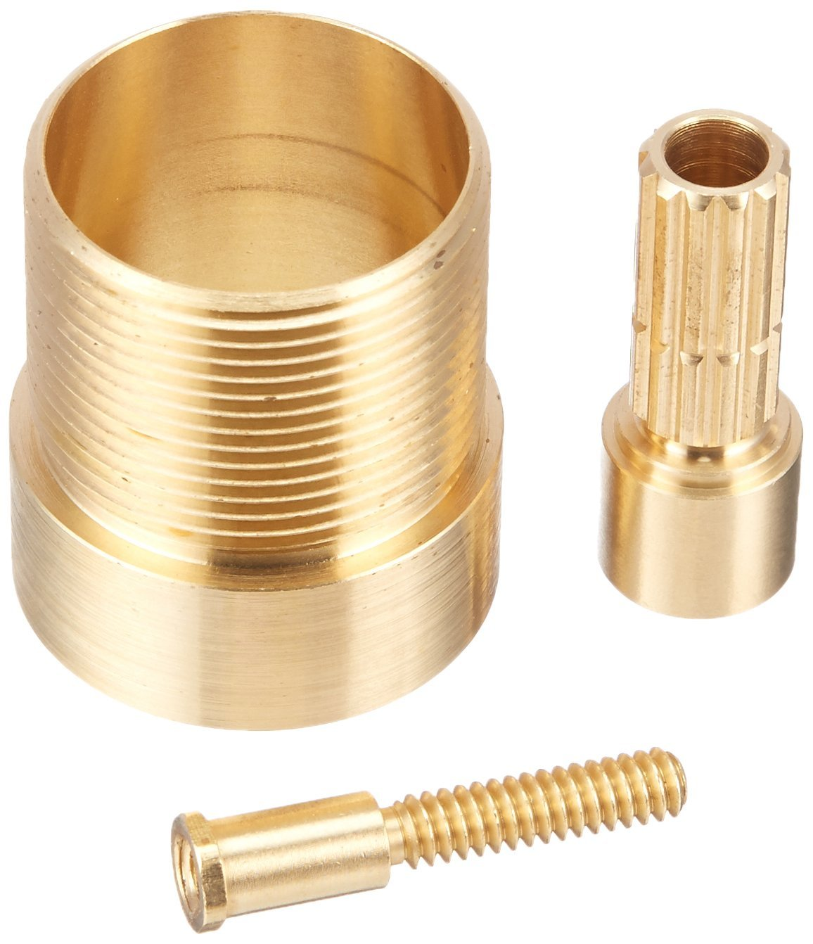 1-Pack 18592E DANCO Reduced-Lead Durable Brass Cold Stem for Price Pfister Faucets 7G-1C