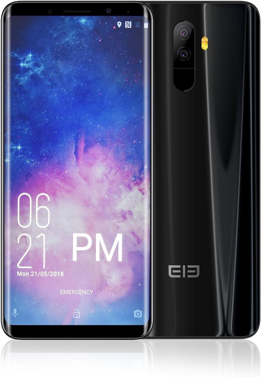 Elephone U 4G Smartphone Android 7.1 Dual SIM Teléfono Móvil 5.99 ...