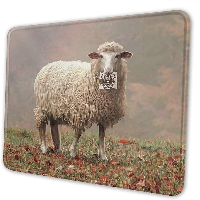 Animals - Sheep Mouse Pad Enhances The Precision of Optical ...