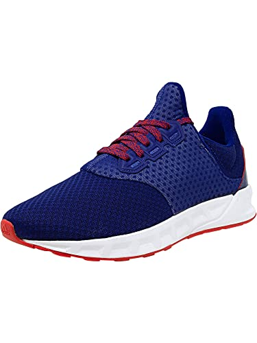 official photos 7d373 acbee adidas Men s Falcon Elite 5 Blue Ankle-High Running Shoe - 10M