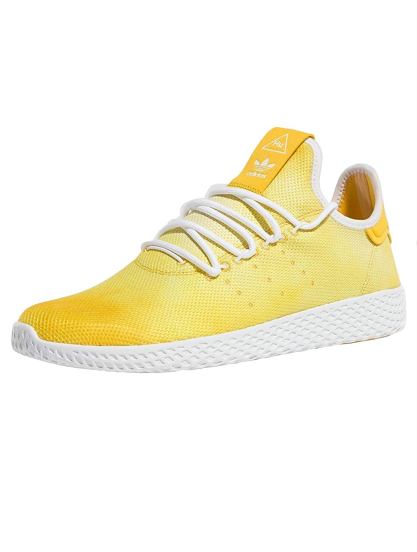 Adidas Originals Pharrell Williams Tennis Hu Herren Schuhe Gelb DA9617