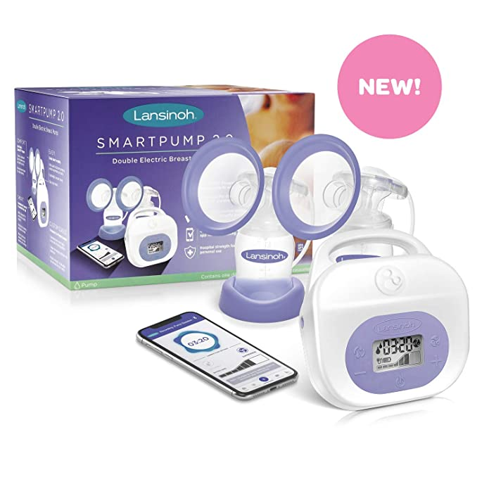 Lansinoh SmartPump 2.0 Electric Breast Pump
