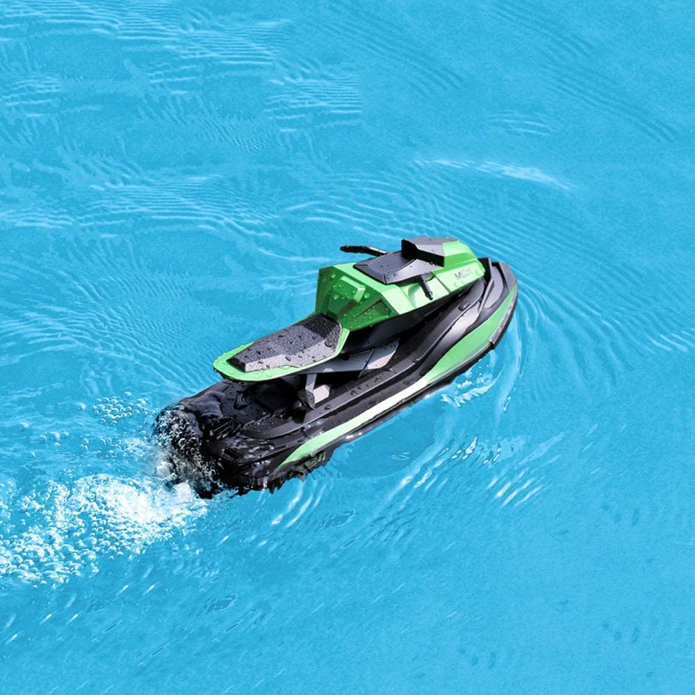 High Speed Jet-ski Electrical Remote Control 4CH Speed Boat ...