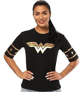 843ce00120b Amazon.com  Vanilla Underground Batman VS Superman Wonder Woman Logo ...