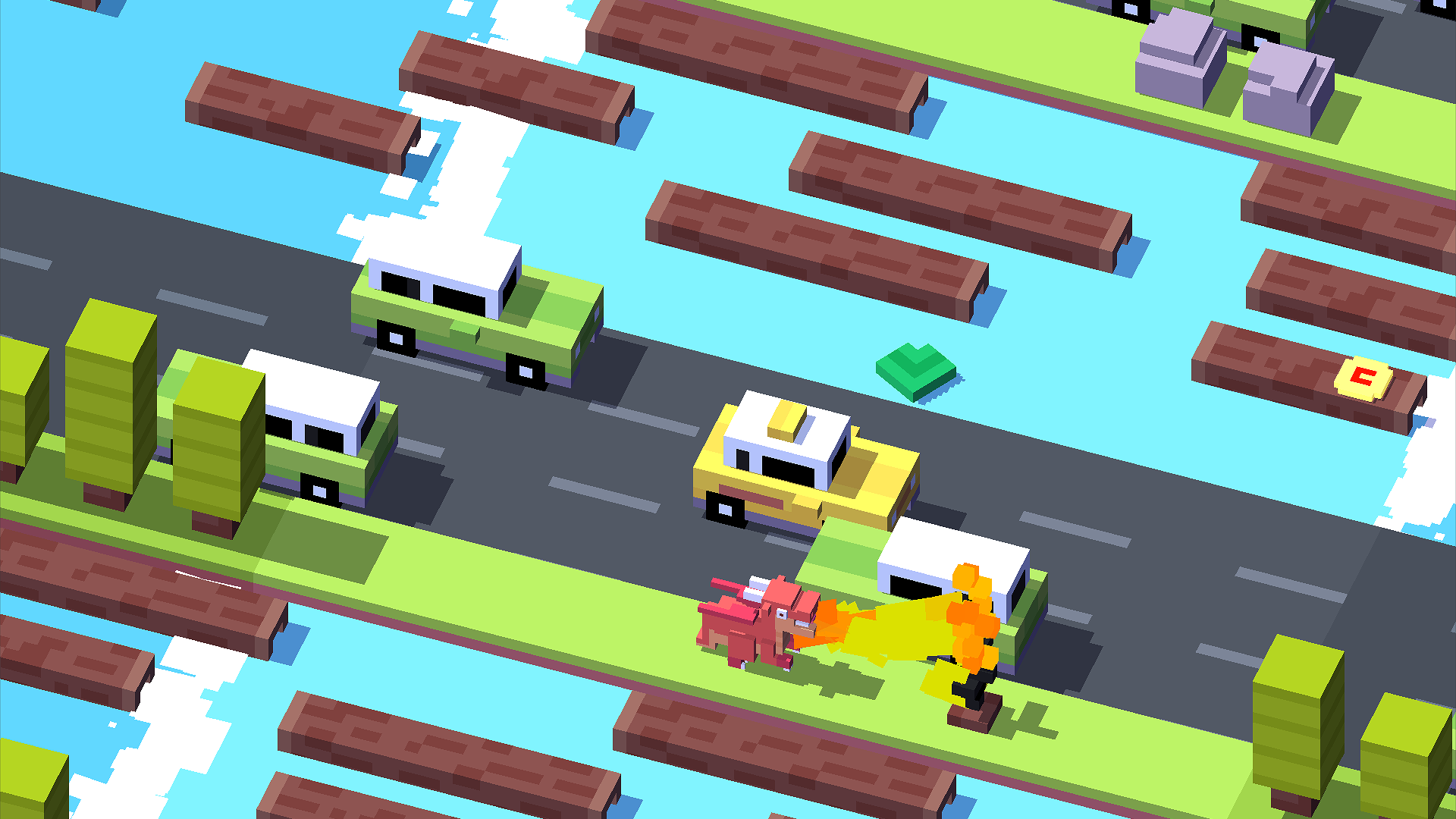 how to get the hipster whale crossy road