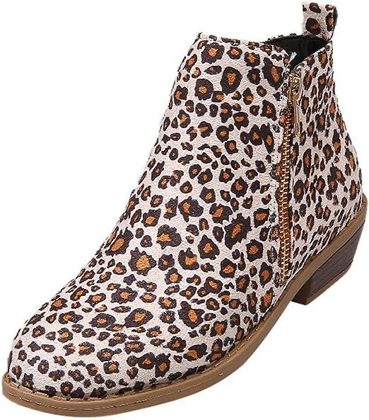 Women's Zipper Boots, Ankle Short