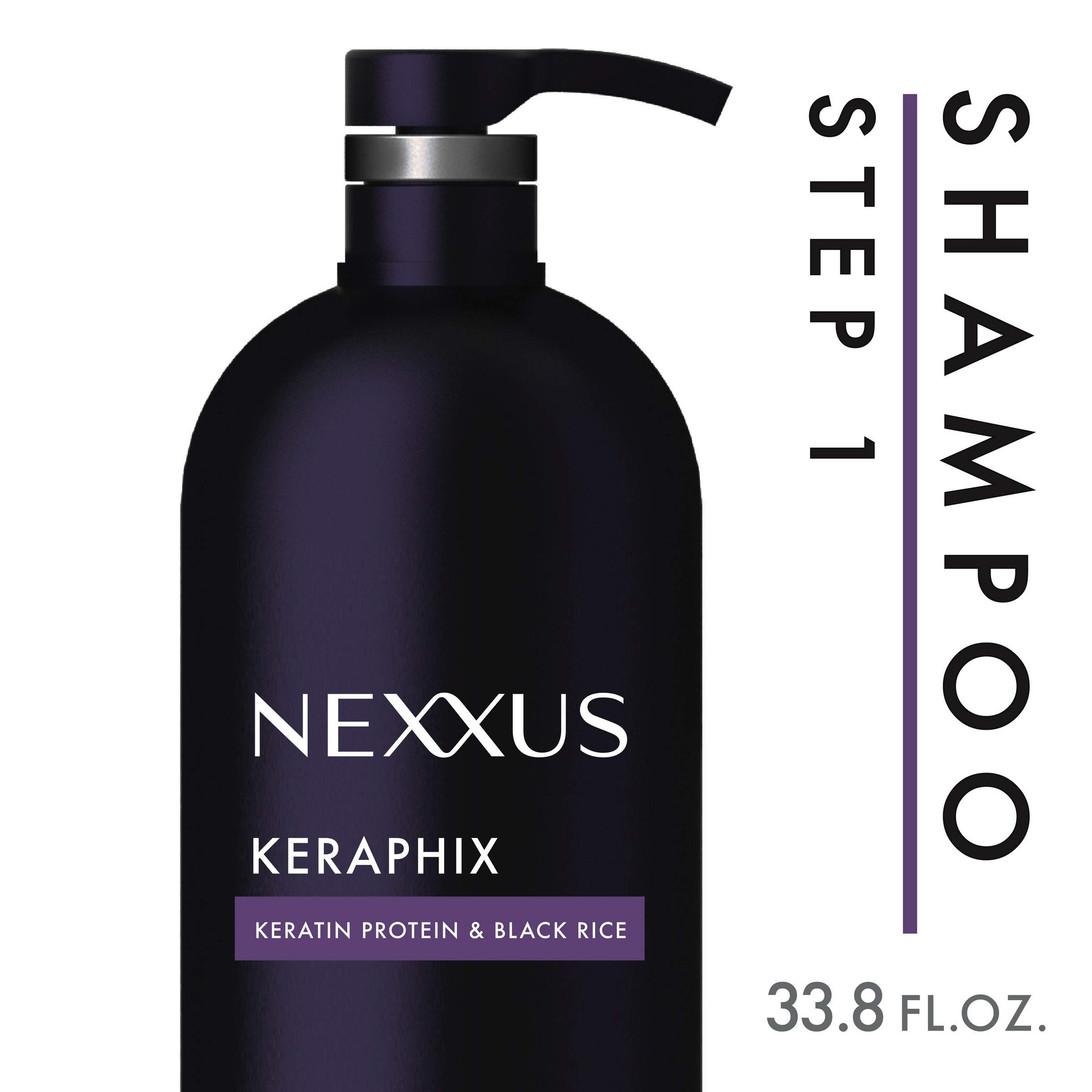 Nexxus Keraphix Shampoo, for Damaged Hair, 33.8 oz by Nexxus