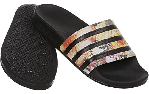 super popular 64613 1bdd9 Adidas Adilette Ciabatte da spiaggia e piscina da donna 38-38.5, nero  Amazon.it Scarpe e borse