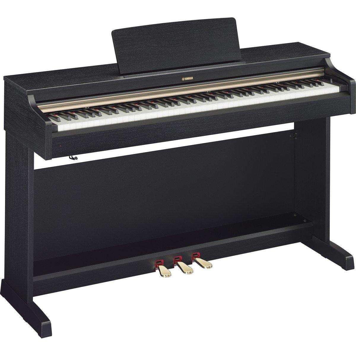 Yamaha Arius YDP162B Traditional Console Digital Piano with Bench, Black Walnut by YAMAHA
