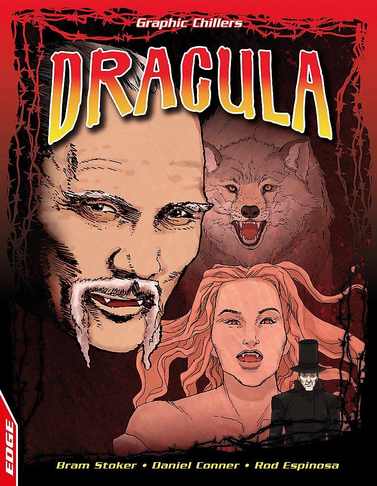 EDGE: Graphic Chillers: Dracula ePub fb2 book