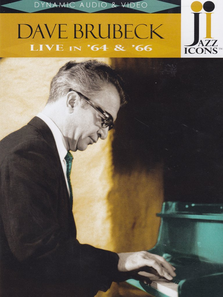 Jazz Icons: Dave Brubeck Live in '64 & '66 by Jazz Icons
