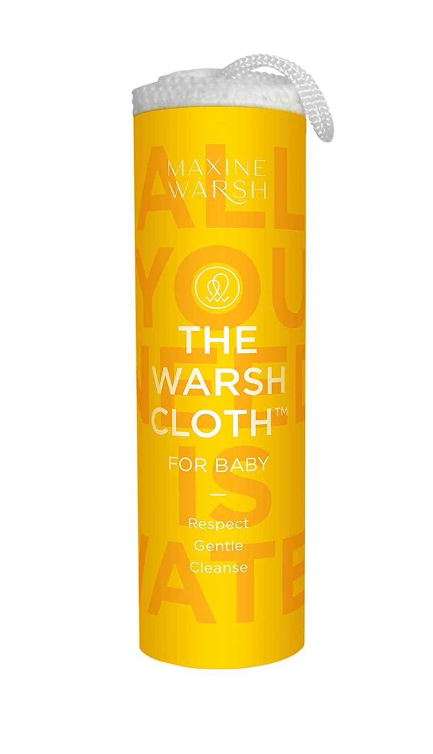 Warsh Cloth-Baby Skin Care Cloth, One Size WC010