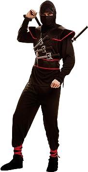 My Other Me Me-202066 Disfraz de ninja killer para hombre, M-L ...