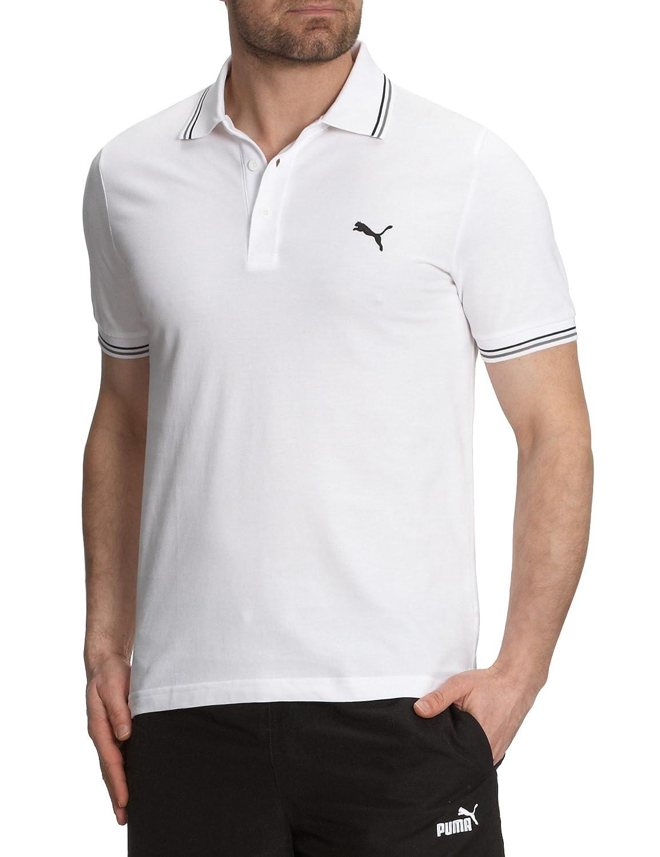 PUMA Foundation Polo - Camiseta/Camisa Deportivas para Hombre ...