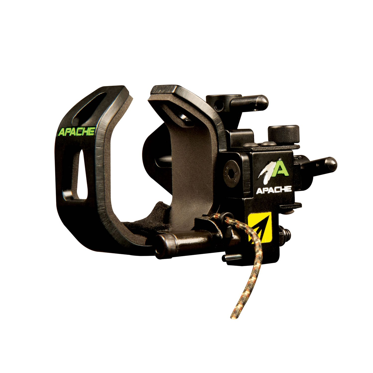 New Archery Apache Drop Away Arrow Rest (Black, Lefthand)