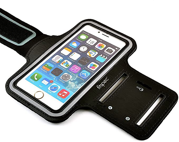 Sports Running Jogging Gym Armband Case For Apple iPhone 6 6s 7 8 Plus Fitspec