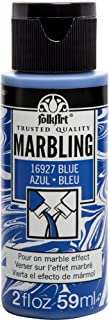 product image for FolkArt Marbling Paint, 2 oz, Blue