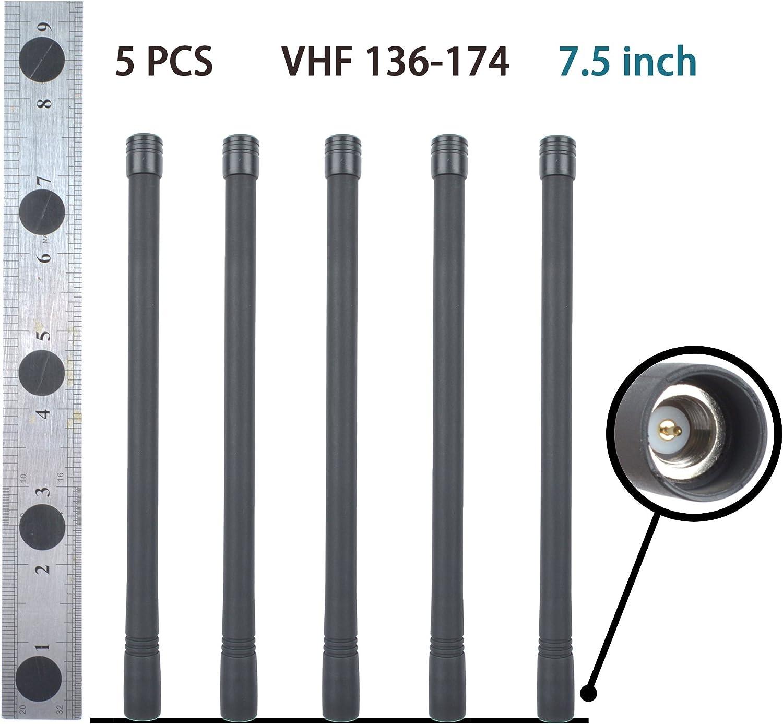 10 Antenna for VERTEX Standard VX300 VX350 VX351 VX354 VX400 VX410 VX414 VX417