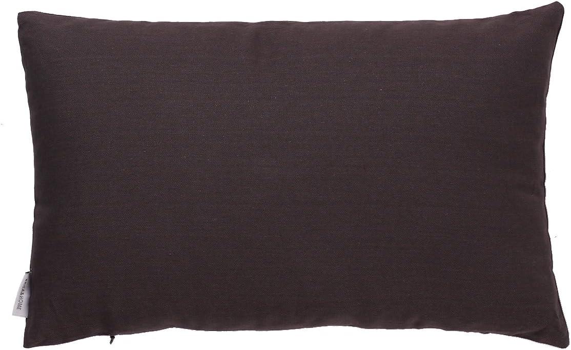 B/&H Coussin de Chaise Anthracite Coton 1/Place 60/x 40/x 5/cm