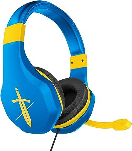 FR-TEC - Auriculares Gaming Headset Sword Azul (Nintendo Switch): Amazon.es: Videojuegos