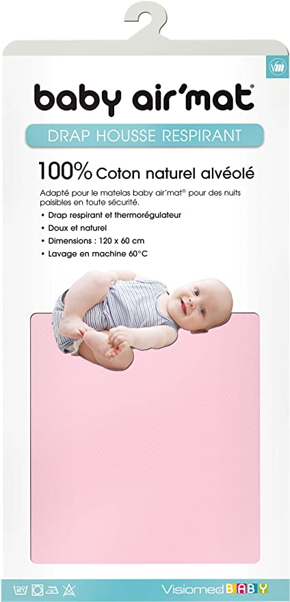 CLS - VM-DR4R - Forro de colchón de aire para el bebé Max