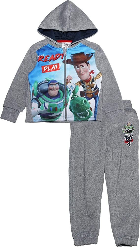 Disney Toy Story Conjunto de 4 chándal con Capucha y Pantalones de ...