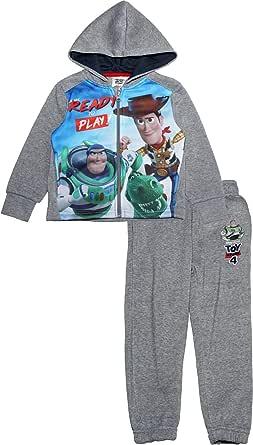 Disney Toy Story 4 - Conjunto de sudadera con capucha para niños