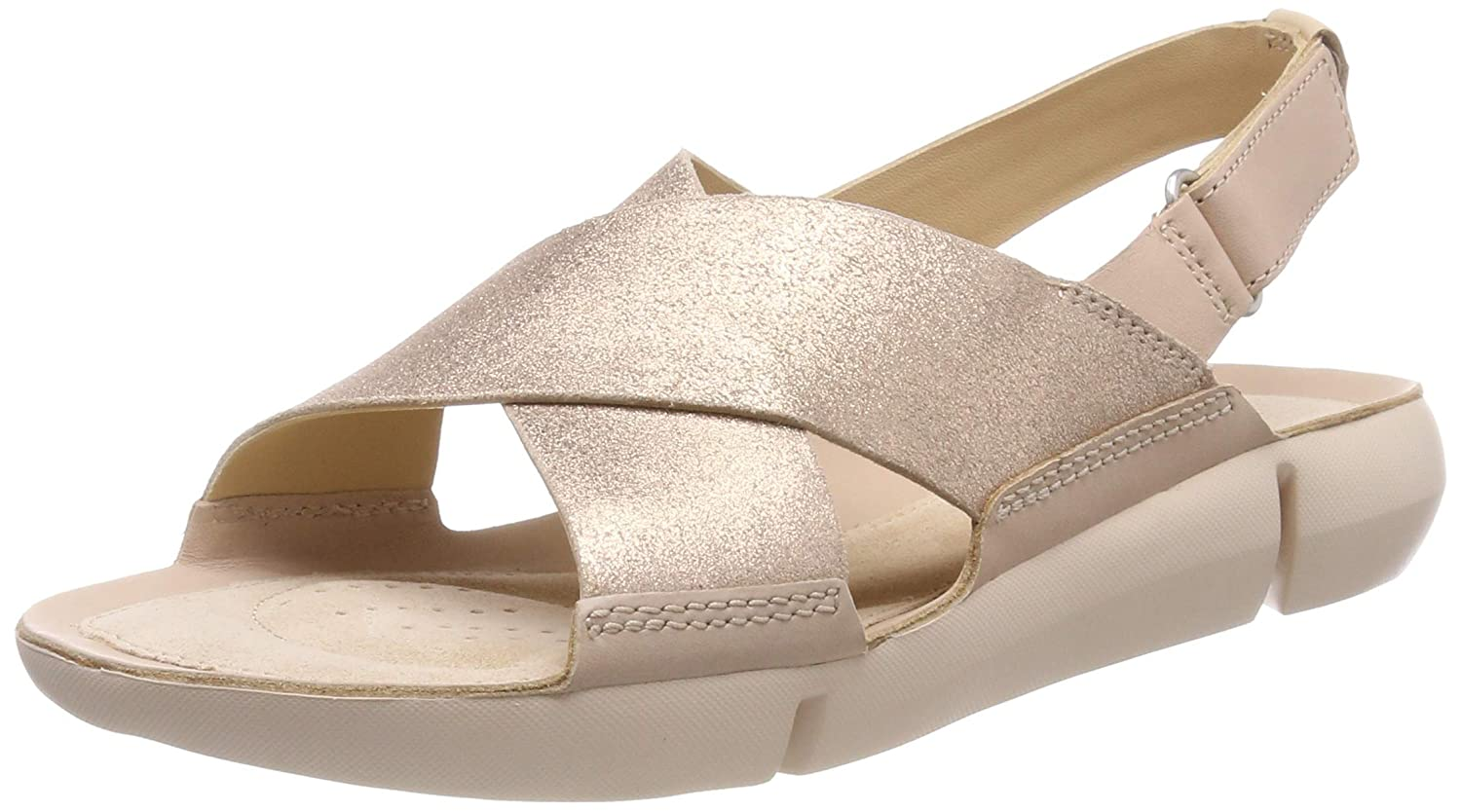 e646a41ab41 Clarks Women s Tri Chloe Sling Back Sandals  Amazon.co.uk  Shoes   Bags