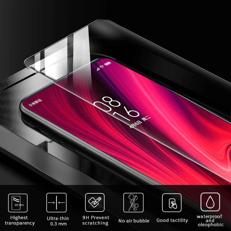 KuGi. para Xiaomi Mi 9T Protector de Pantalla, para Xiaomi Mi 9T ...