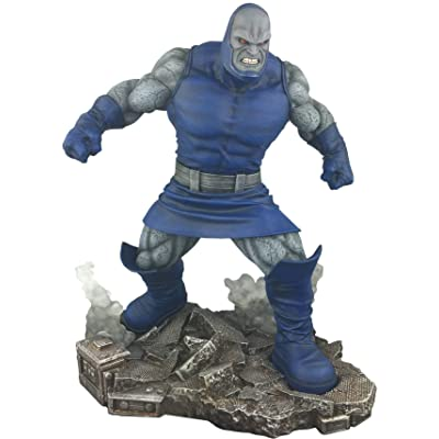DIAMOND SELECT TOYS DC Gallery Darkseid Deluxe PVC Figure, Multicolor, Standard: Toys & Games