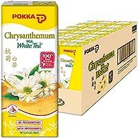 Pokka Chrysanthemum White Tea, 24 x 250ml