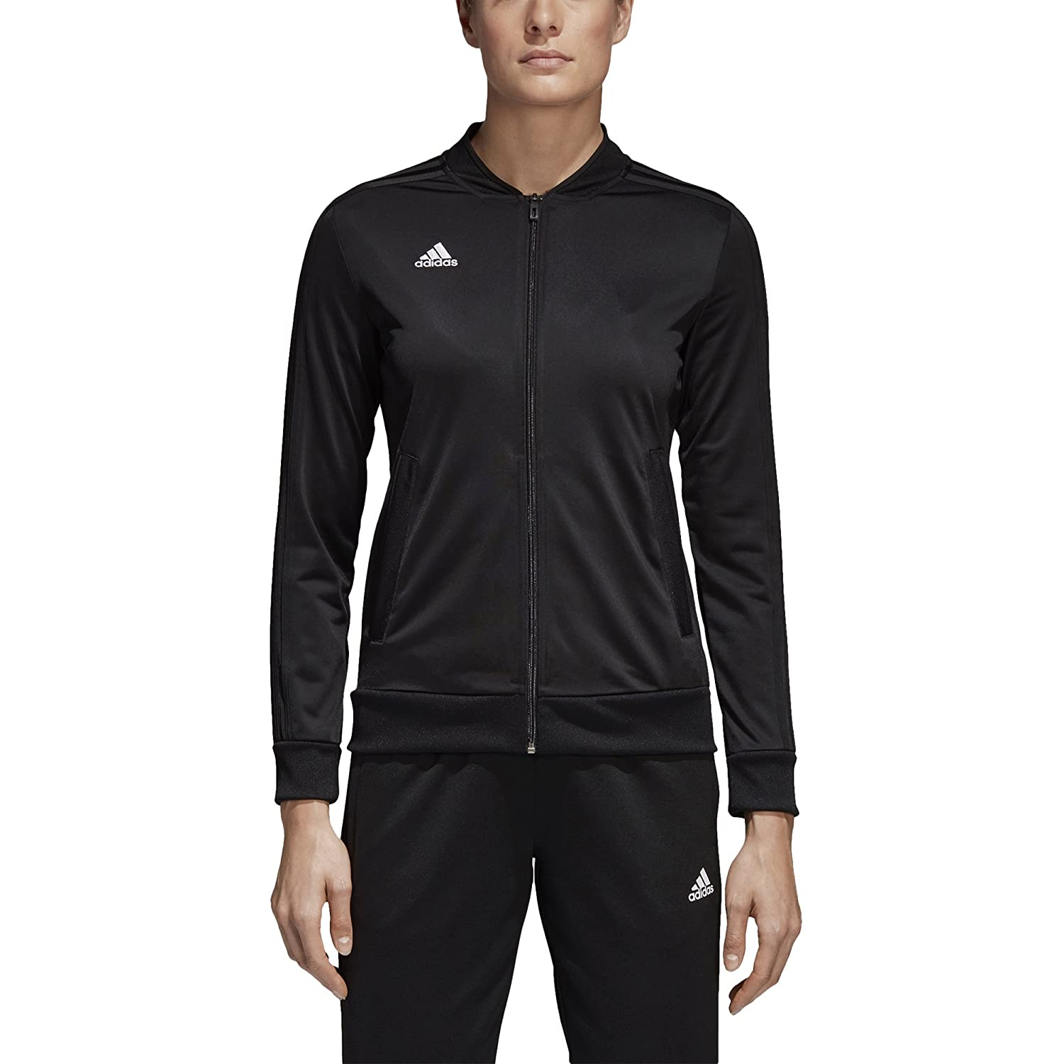 adidas Women's Condivo18 Polyester Jacket 191034744777