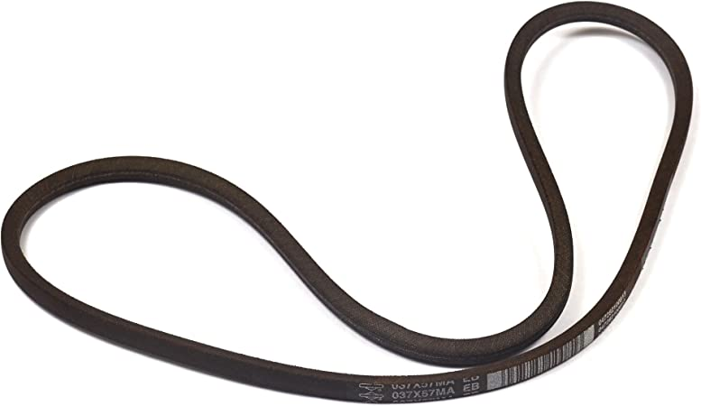 Amazon.com : Murray 37x57MA Blade Drive Belt for Lawn Mowers ...