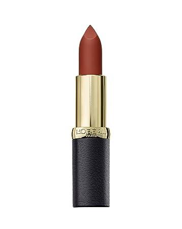 Loreal Paris Mat Ruj Color Riche Matte Lipstick 655 Copper Clutch