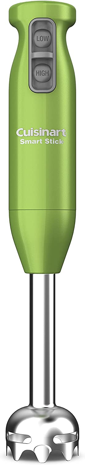 Cuisinart CSB-75PM 2-Speed Series Smart Stick Hand Blender, Peridot