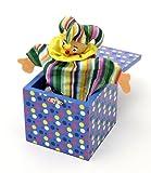 Peel and Sardine JB03 Stripy Jack in The Box