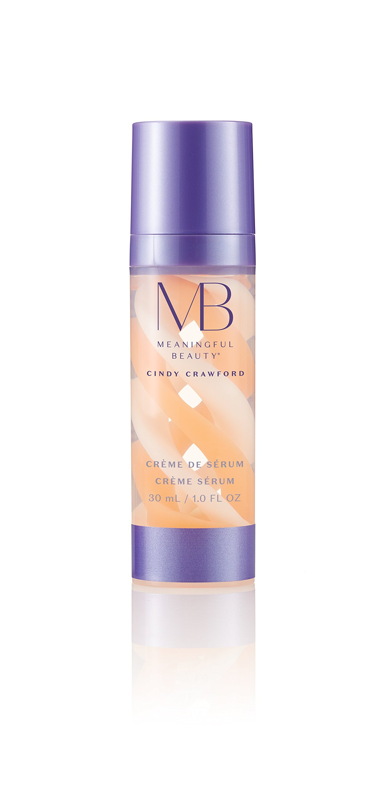Meaningful Beauty - Crème de Serum - Melon Extract Night Moisturizer - 1 Ounce - MT.0353 by Meaningful Beauty