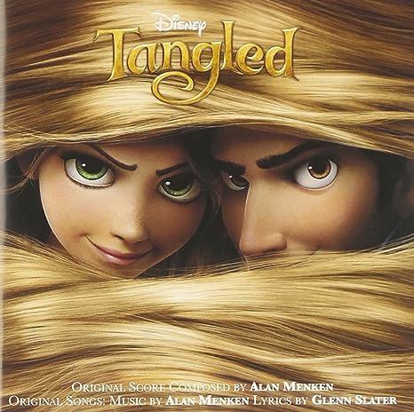 Soundtrack Tangled Amazon Com Music