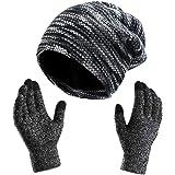 fe3a5cdfcd0 Twenty One Pilots Musical Duo Lane Boy Cap Toboggan Beanie Hat Skull Cap.  £9.93 · OUTTCODE Winter Slouchy Beanie Gloves for Men Knit Hats Skull Caps  Touch ...