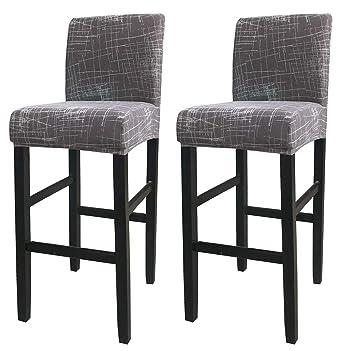 Amazon.com: Deisy Dee C172 - Fundas elásticas para sillas de ...